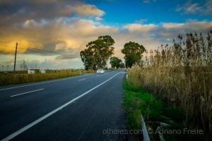/À beira da estrada