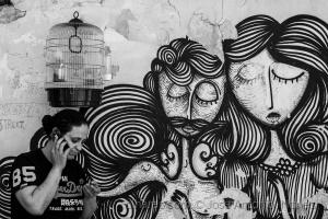 Gentes e Locais/Grafitti