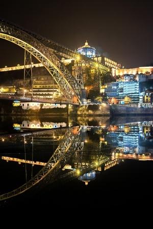 Paisagem Urbana/Duas meias pontes