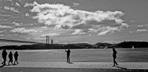 """Paisagem Urbana/Luz de Lisboa  """"Em seu longo luzir de azul e rio"""""""