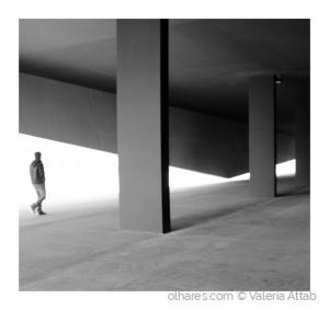 /O homem e a arquitetura....