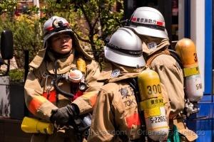 Gentes e Locais/Firefighters I / Bombeiros I