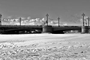 /A ponte......