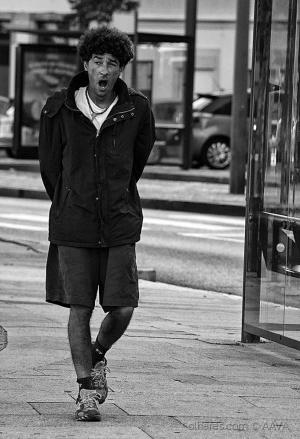 Gentes e Locais/the scream