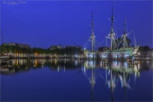 /Museu marítimo em Amesterdão