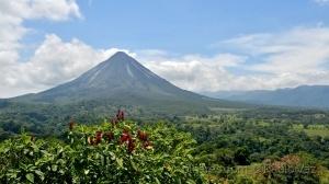Paisagem Natural/Vulcão Arenal