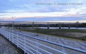 Paisagem Urbana/Ponte e Linhas