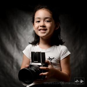 Retratos/Filha eu te amo...