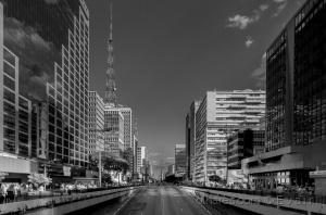 Paisagem Urbana/Av Pta em Pb