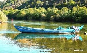 Paisagem Natural/Rio Douro - Foz tua