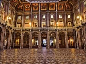 /Sala das Nações - Palácio da Bolsa - Porto