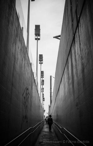 Paisagem Urbana/De arquitecturas e passagens
