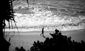 /Pegadas Na Areia