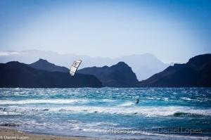 /Kitesurfing em Salamansa