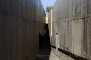 /Entrada do Museu do Côa