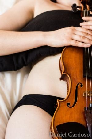 Retratos/Violino