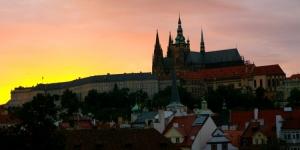 /Praga - Sunset