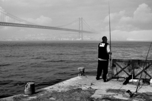 /... com Lisboa do outro lado ...