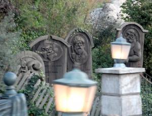 /Estranhas sepulturas