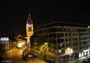 Paisagem Urbana/Courtrai - Belgique