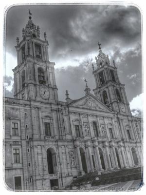 História/O Palácio Nacional de Mafra
