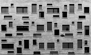 Paisagem Urbana/The man at the window