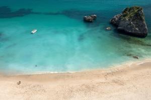 Paisagem Natural/A mais bela praia de Portugal