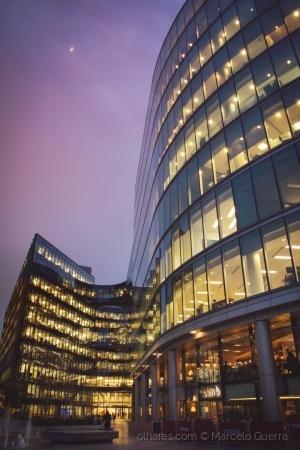 Paisagem Urbana/PwC London