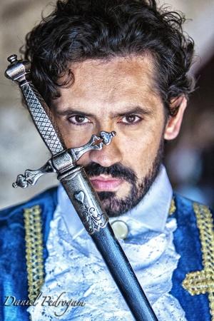 Retratos/valete de espadas