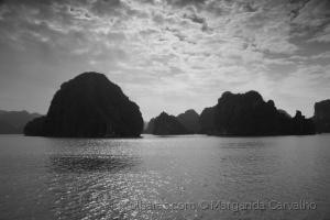 Paisagem Natural/Ha Long bay