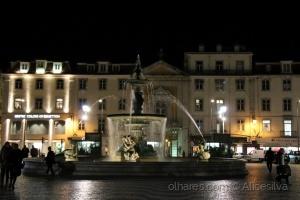 /Praça do Rossio........
