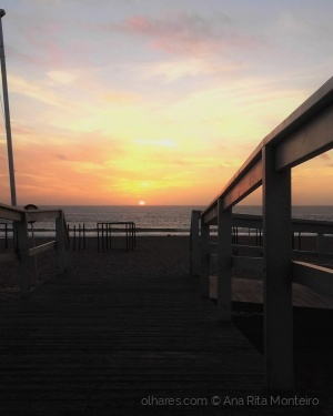 Paisagem Natural/Pôr-do-sol na Consolação