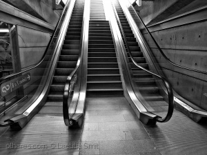 /Up or down....