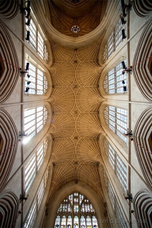 /Bath Abbey - Bath, UK