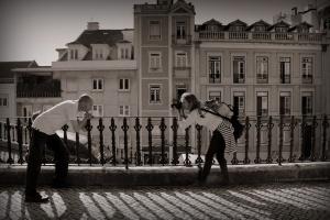 Gentes e Locais/Treinando Retrato