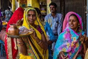 /Na Índia das cores e dos sorrisos