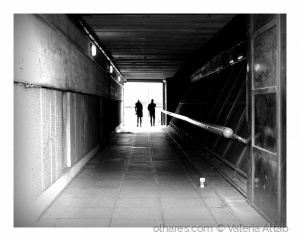 /Luz no final do túnel...