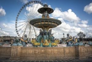 Paisagem Urbana/Sob o céu de Paris