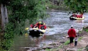 Gentes e Locais/Fim do Rafting....