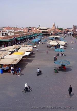 Paisagem Urbana/Jemaa el-Fna