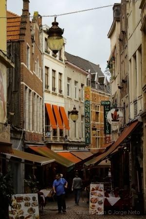 Paisagem Urbana/Rua de Bruxelas
