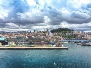 Paisagem Urbana/Vigo, Espanha
