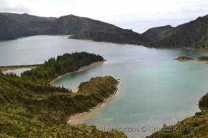 Paisagem Natural/Lagoa do Fogo ( ilha de São Miguel )