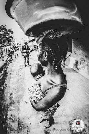 Retratos/Kitandeira vs Maternidade