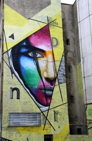 /Arte de rua!!