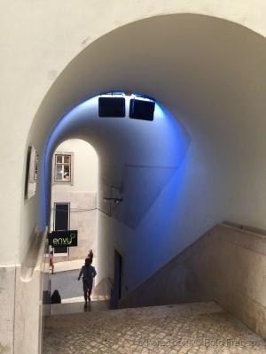 /Arco do Chiado