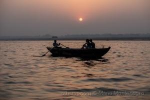 /Sunrise in Varanasi