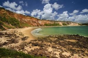 Paisagem Natural/Praia de Tabatinga - PB
