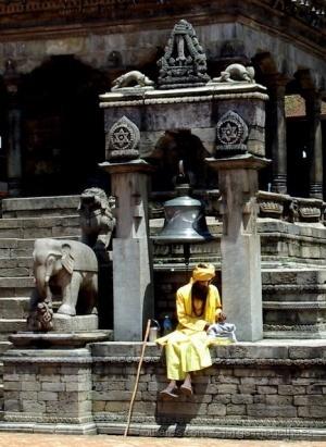 /Sadhu - Pai Santo