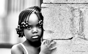 Retratos/Olhos negros